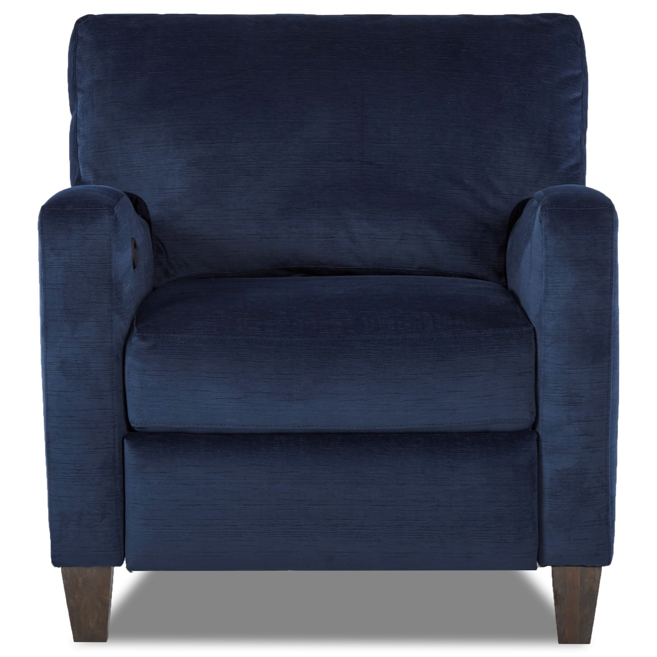 Colleen Power Hybrid Chair by Klaussner at Pilgrim Furniture City