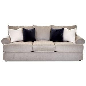 Sofa with Kool Gel Cushions