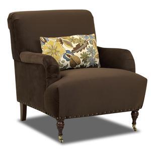 Klaussner Dapper Accent Chair