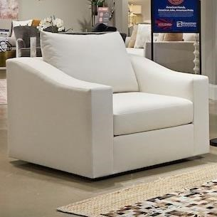 Demi Big Chair by Klaussner at Northeast Factory Direct