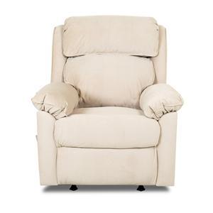Klaussner Destin  Manual Swivel Rocking Reclining Chair
