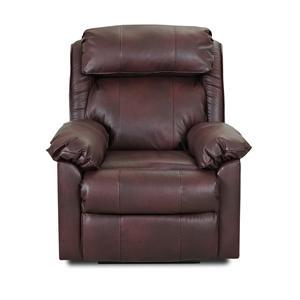 Klaussner Destin  Manual Reclining Chair
