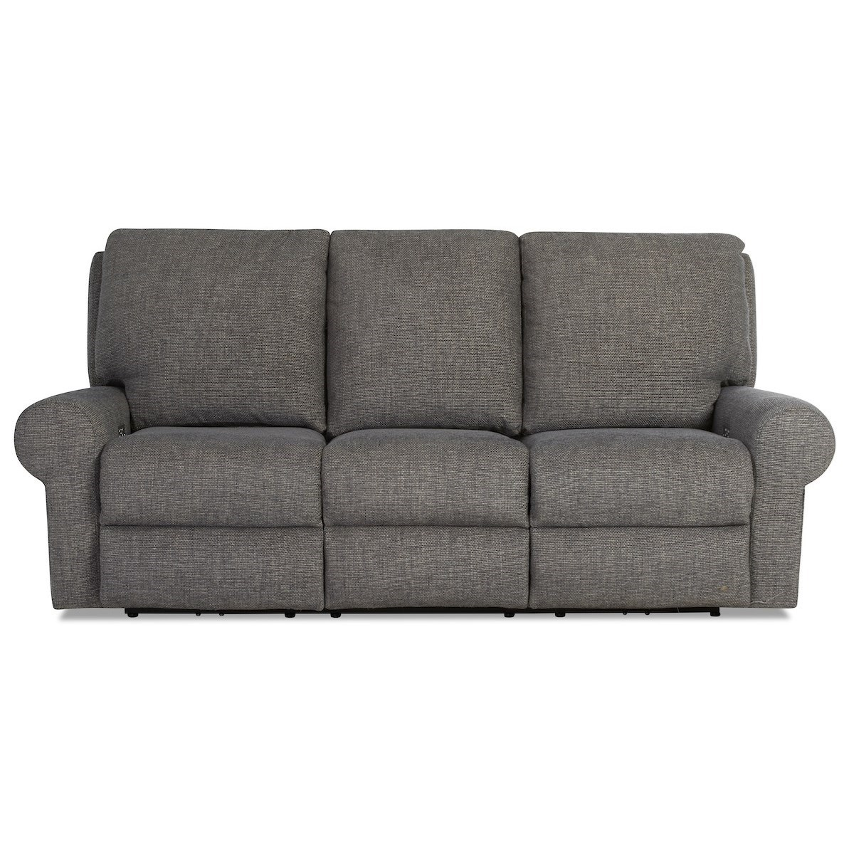 Eddison Power Reclining Sofa by Klaussner at Catalog Outlet