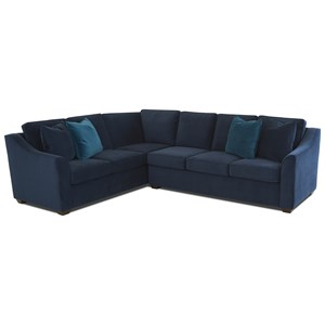 Transitional L-Shaped Sectional