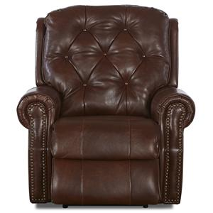 Klaussner Ellenburg Swivel Rocking Reclining Chair