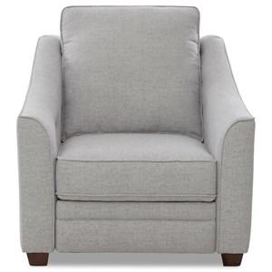 Power Hybrid Chair w/ Power Headrest