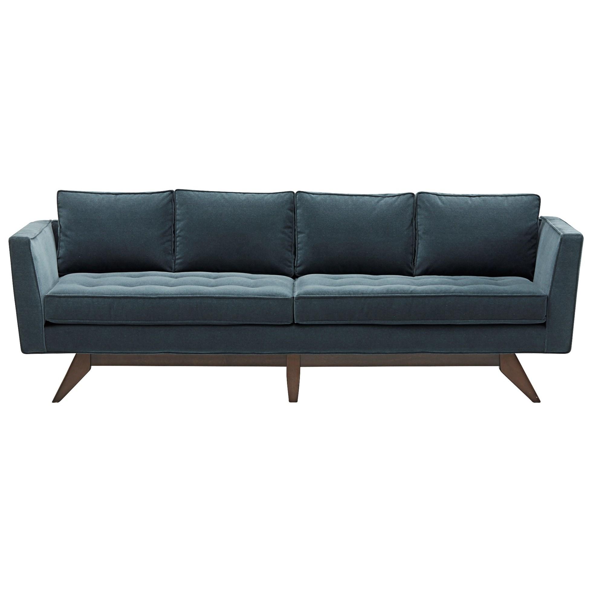 Fairfax Sofa by Klaussner at Lapeer Furniture & Mattress Center