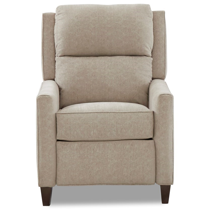 Falco Pwr Hi Leg Recliner w/ Pwr Head/Lumb & Nails by Klaussner at Northeast Factory Direct