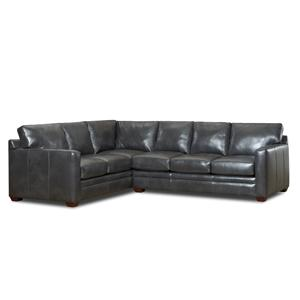 Klaussner Fedora 2 Pc Sectional Sofa