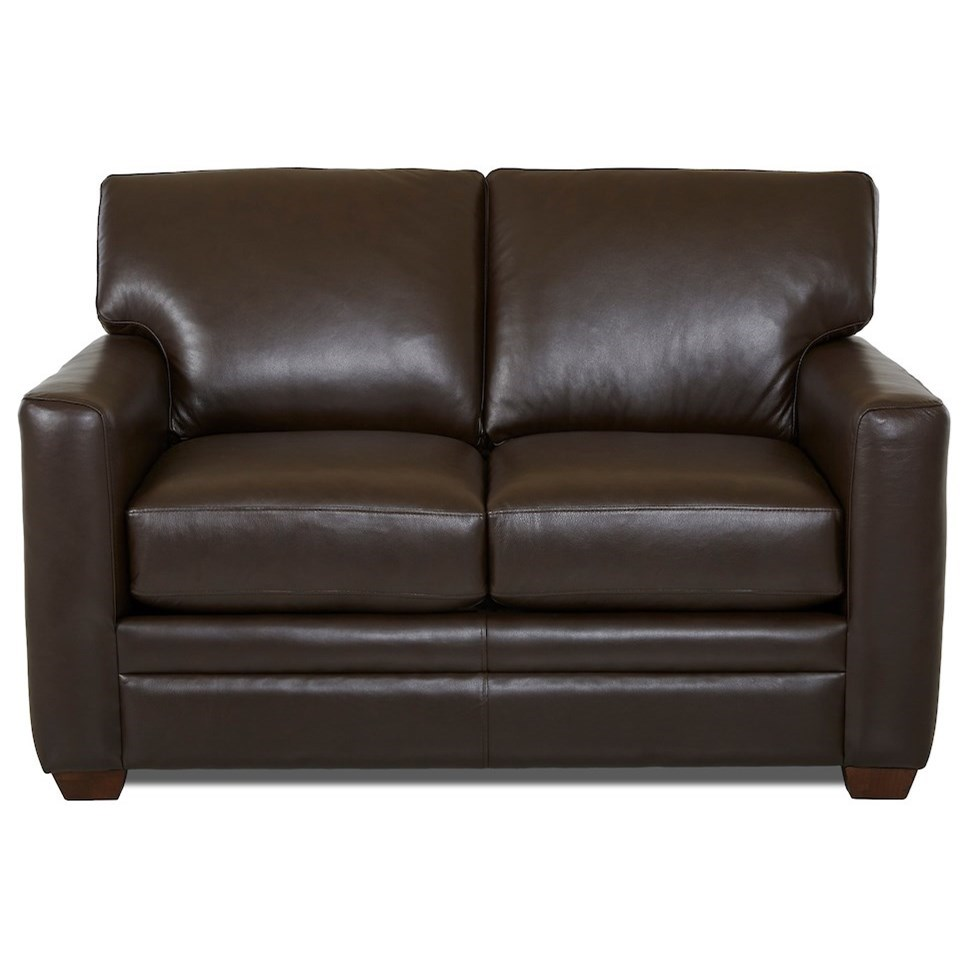 Fedora Loveseat by Klaussner at Northeast Factory Direct