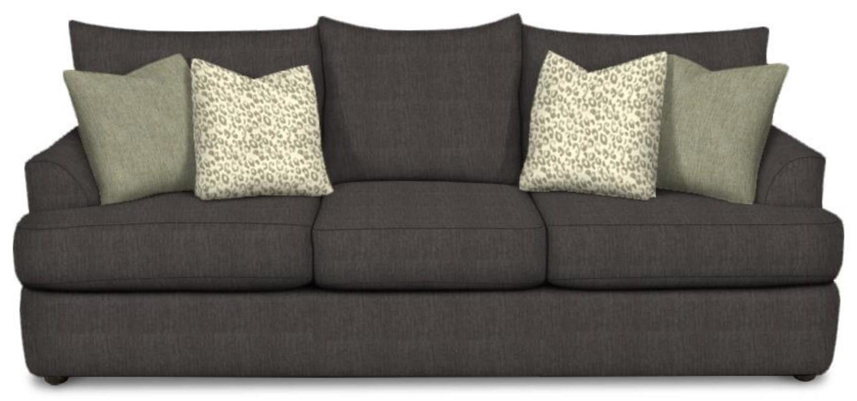 Freya Stationary Sofa by Metropia at Ruby Gordon Home