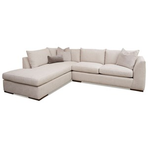 2-Piece Sectional Sofa w/ LAF Sofa Chaise