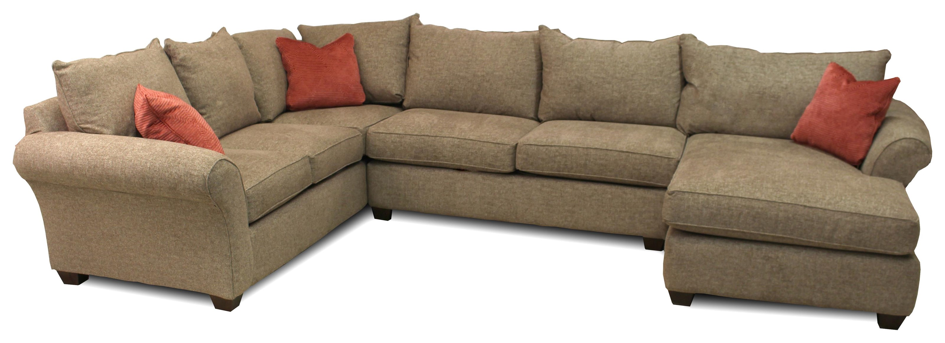 Clark 3-Piece Sectional by Metropia at Ruby Gordon Home