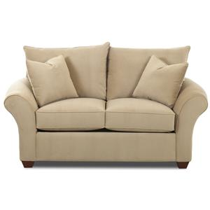Klaussner Fletcher Loveseat