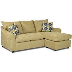 Klaussner Folio Sofa Chaise