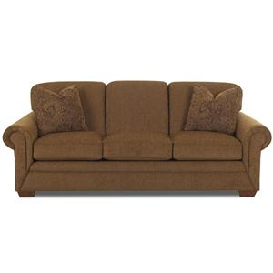 Klaussner Fusion Upholstered Sofa