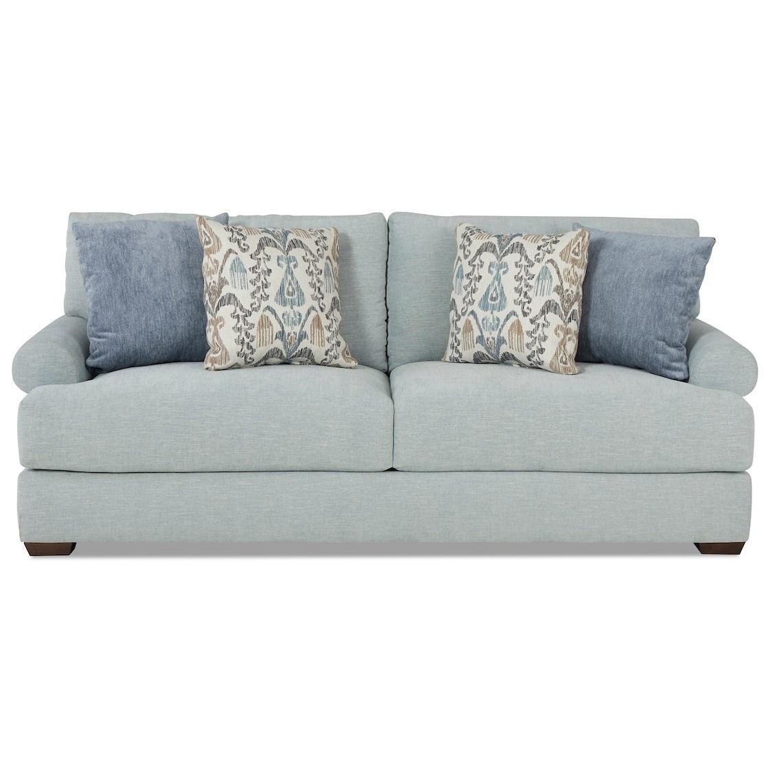Gaylord Sofa by Klaussner at Johnny Janosik