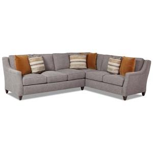 5-Seat Sectional Sofa w/ RAF Corner Sofa