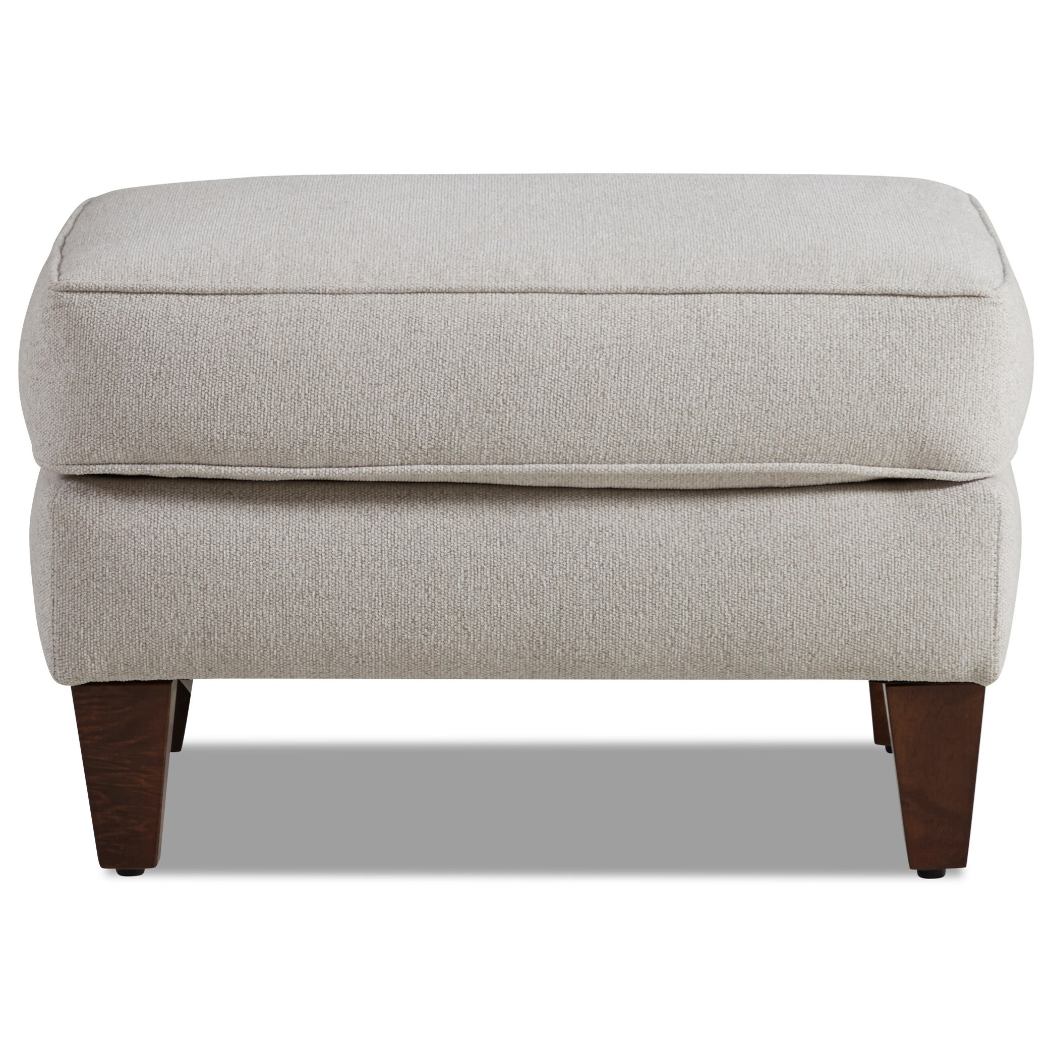 Getty Ottoman by Klaussner at Northeast Factory Direct
