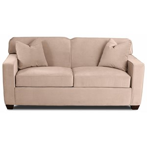 Regular Sleeper Sofa with Enso Memory Foam Mattress