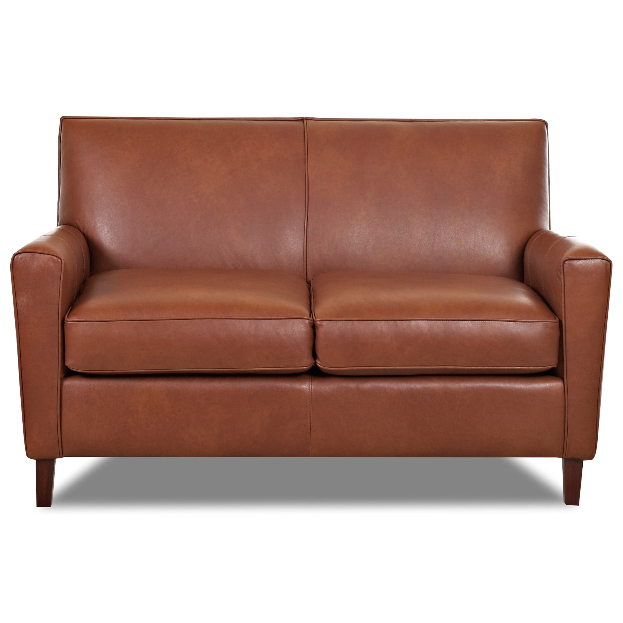 Goldie Loveseat by Klaussner at Johnny Janosik