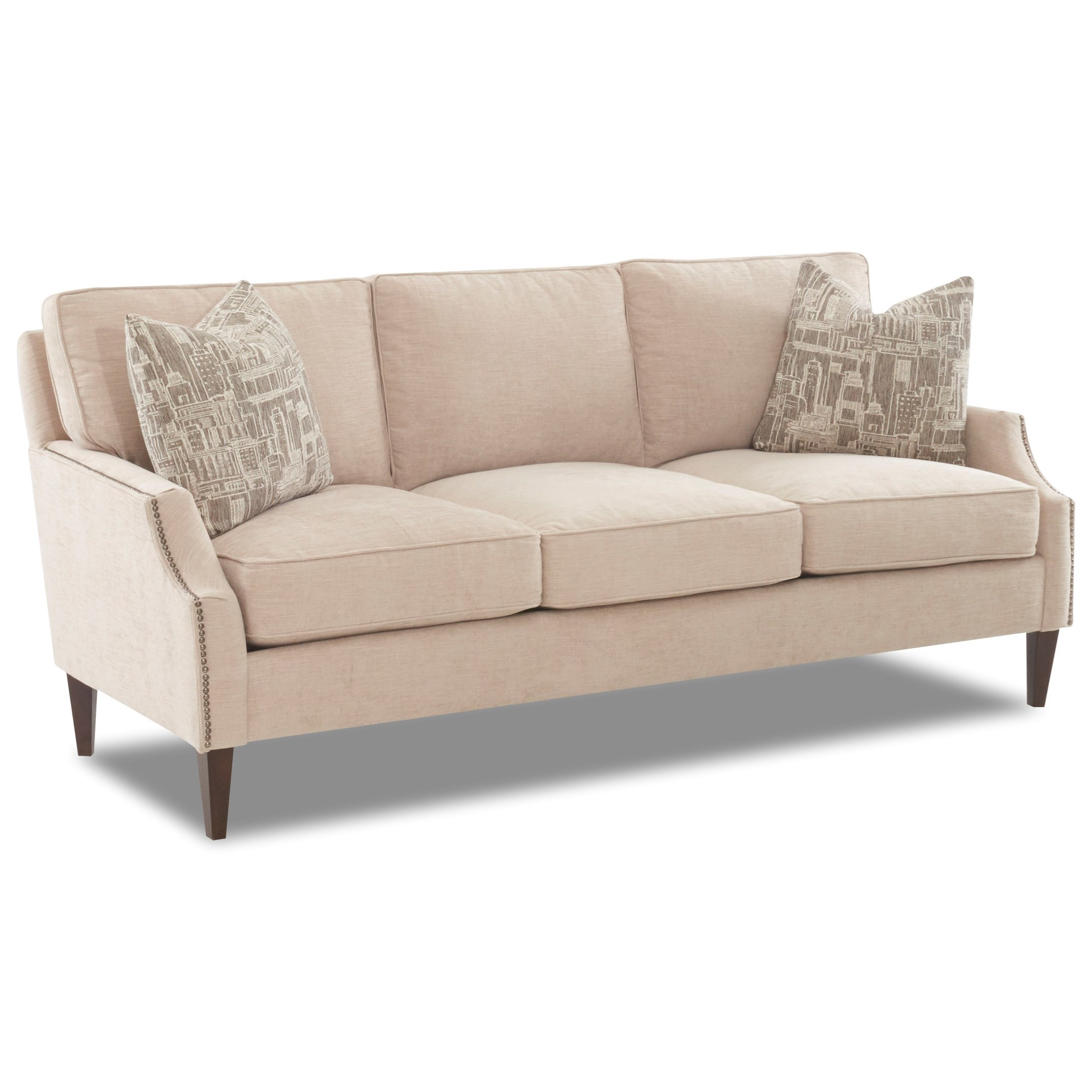 Grammercy Sofa by Klaussner at Johnny Janosik