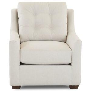 Chair w/ Button Tufting