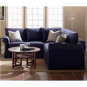 Klaussner Grove Park Sectional Sofa Group