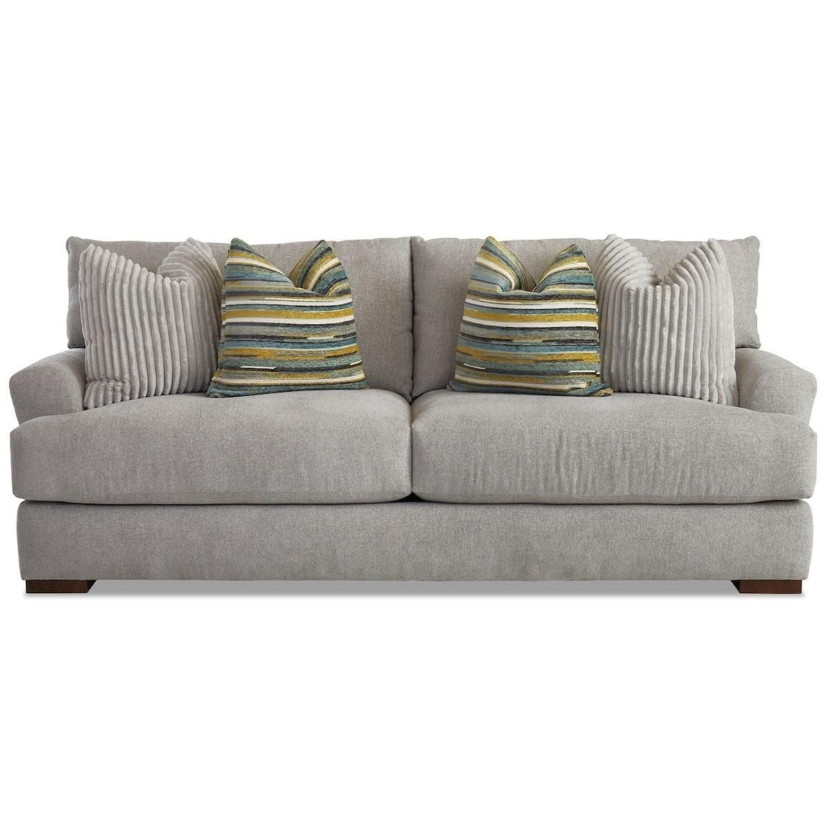Gunner Sofa by Klaussner at Northeast Factory Direct