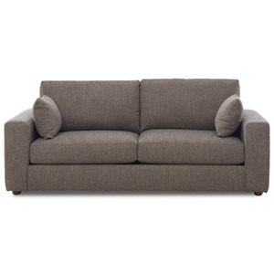 Contemporary 2 Seat Sofa