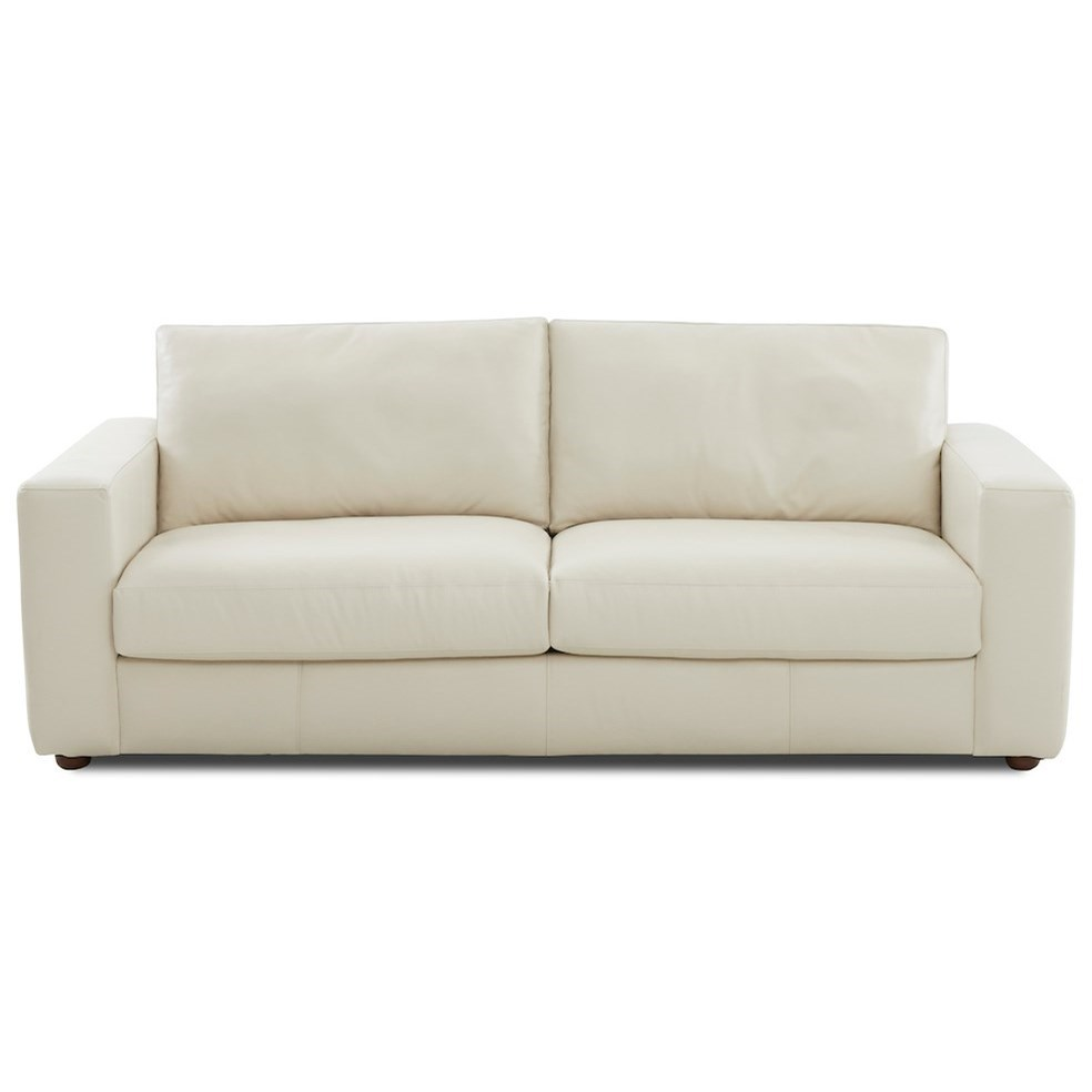 Gus Sofa by Klaussner at Northeast Factory Direct