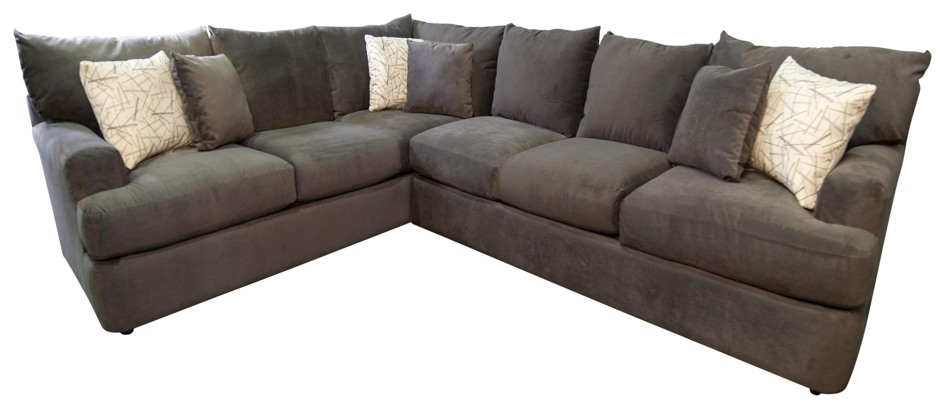 Gwendolyn Gwendolyn Sectional Sofa by Klaussner at Morris Home