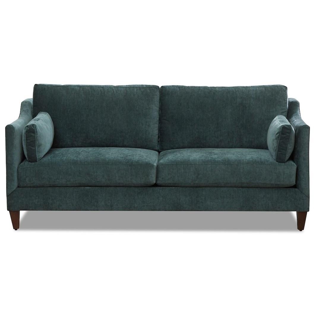 Harlow Sofa by Klaussner at Johnny Janosik
