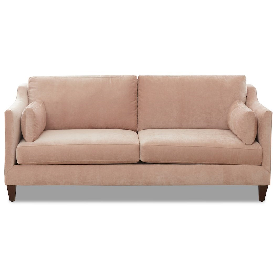 Harlow Sofa by Klaussner at Lagniappe Home Store