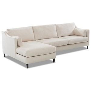 3-Seat Modular Chaise Sofa w/ LAF Chaise