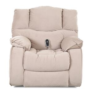 Klaussner Hillside Casual Power Reclining Chair