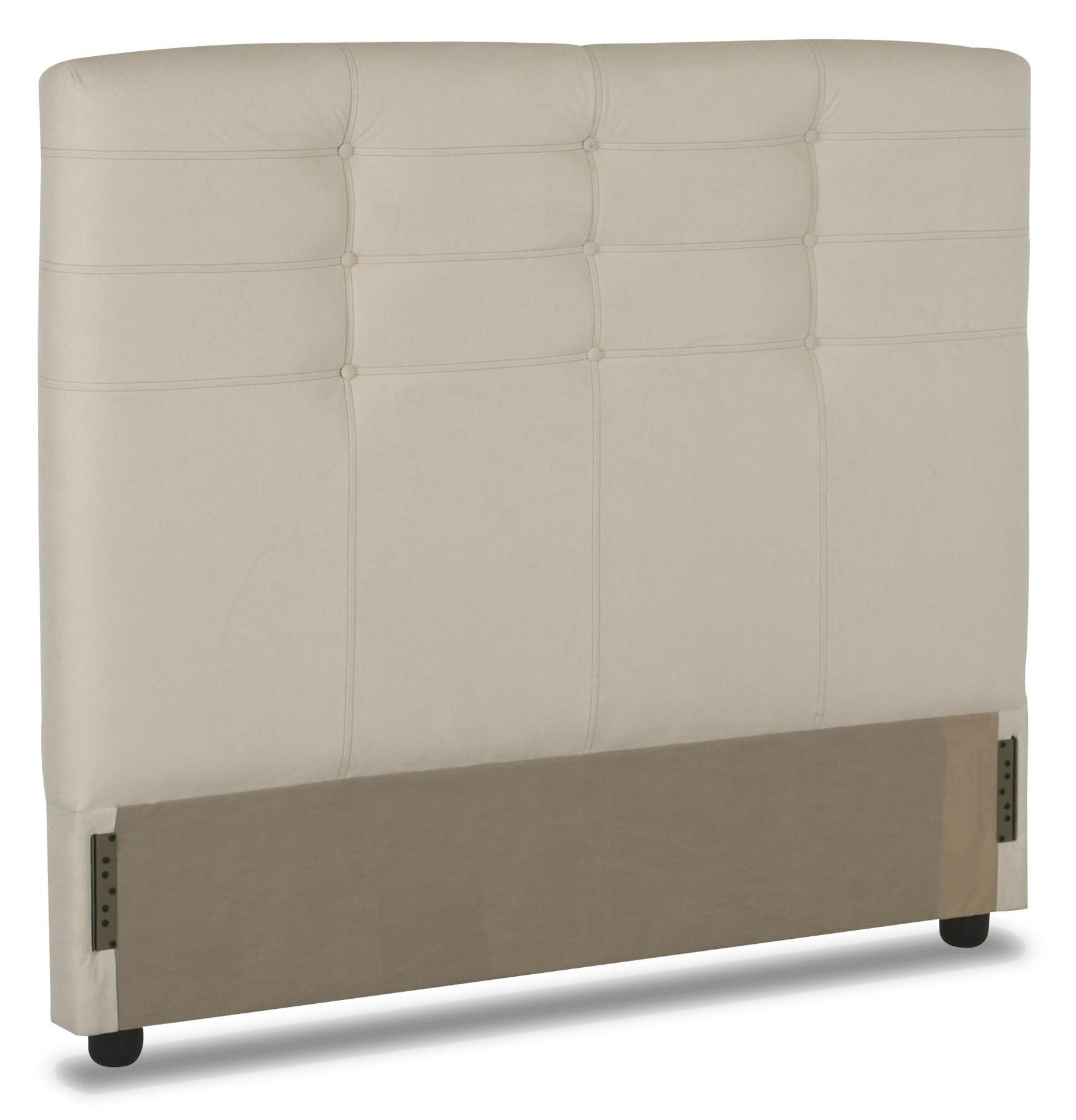 Hudson  Full Headboard by Klaussner at Northeast Factory Direct