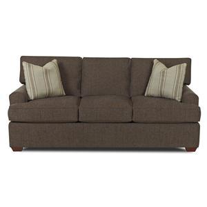 Klaussner Hybrid Sofa