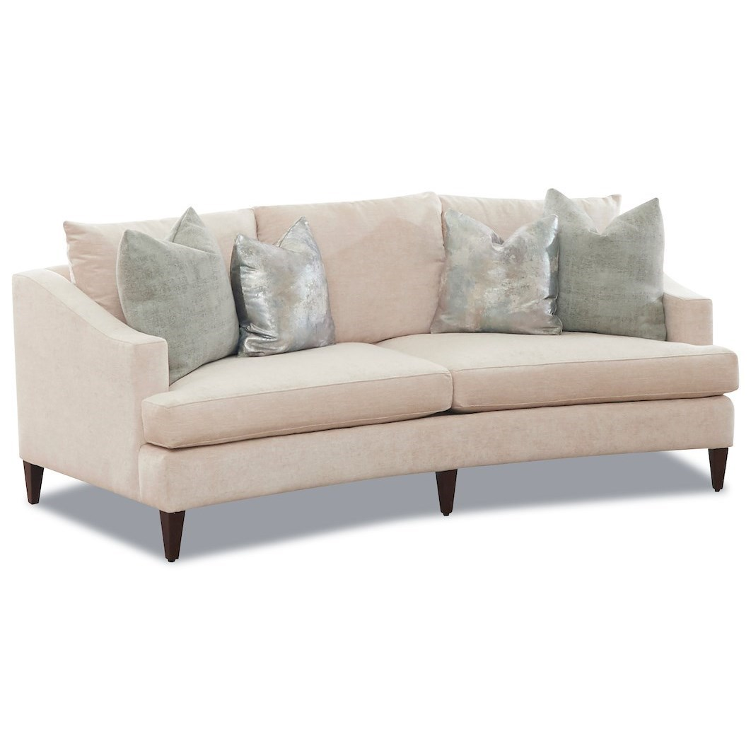 Ingraham Sofa by Klaussner at Northeast Factory Direct
