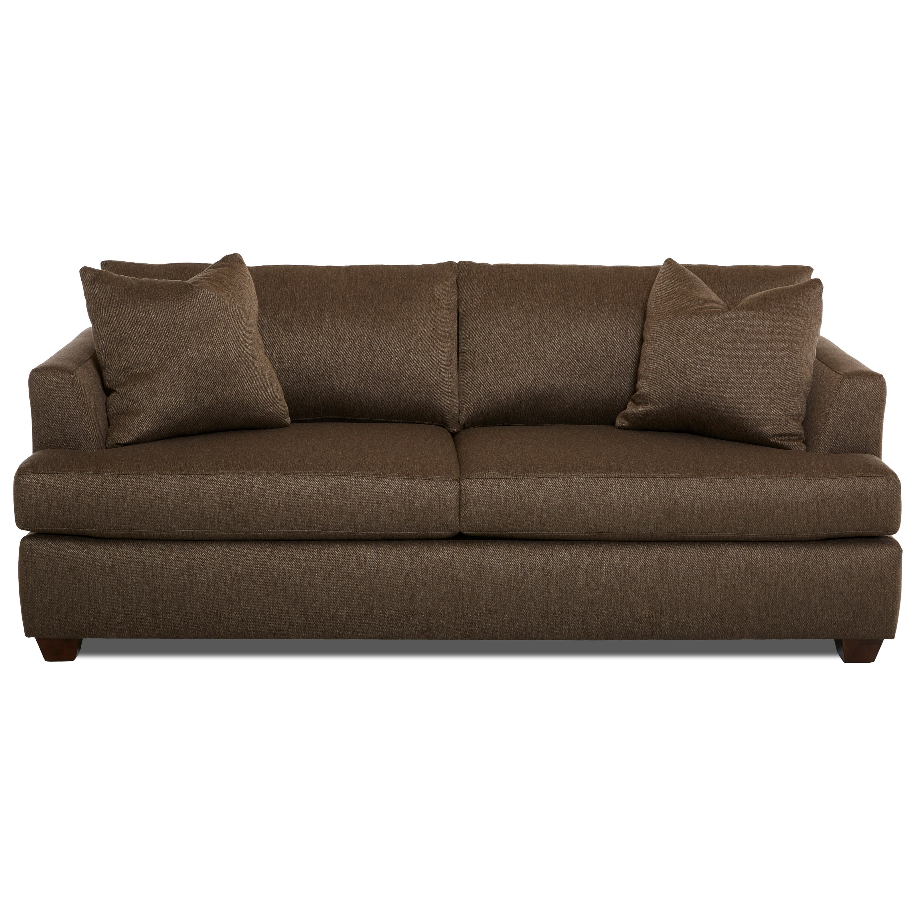 Jack Sofa by Klaussner at Johnny Janosik