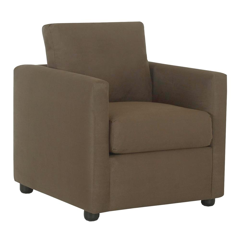 Jacobs Upholstered Chair by Klaussner at Johnny Janosik
