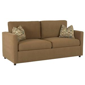 Casual Queen Sleeper Sofa