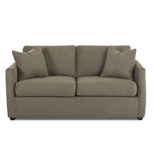 Klaussner Jacobs Upholstered Stationary Sofa