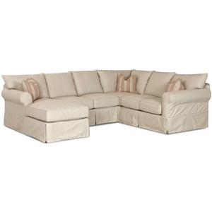 Klaussner Jenny Sectional
