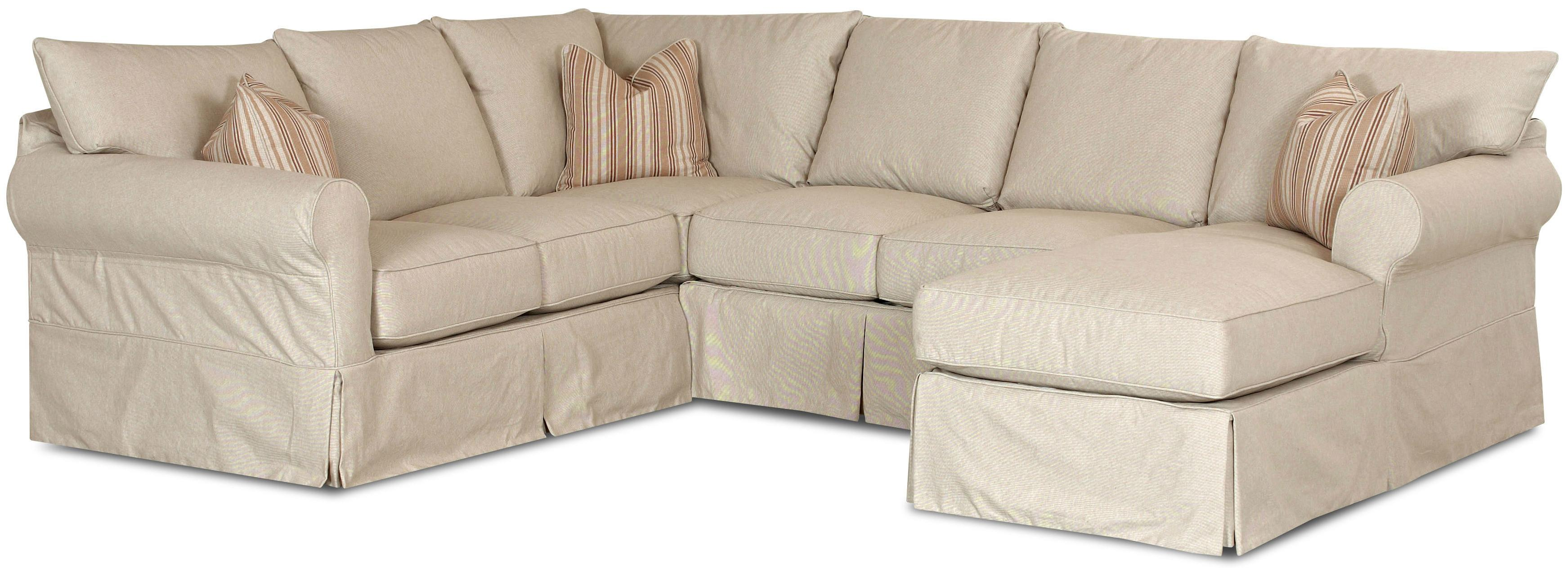 Jenny Sectional by Klaussner at H.L. Stephens