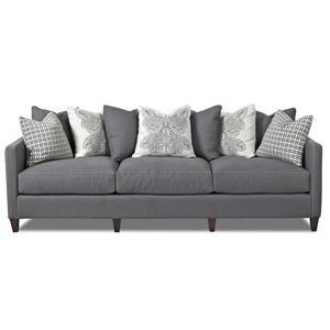Klaussner Jordan Scatterback Sofa