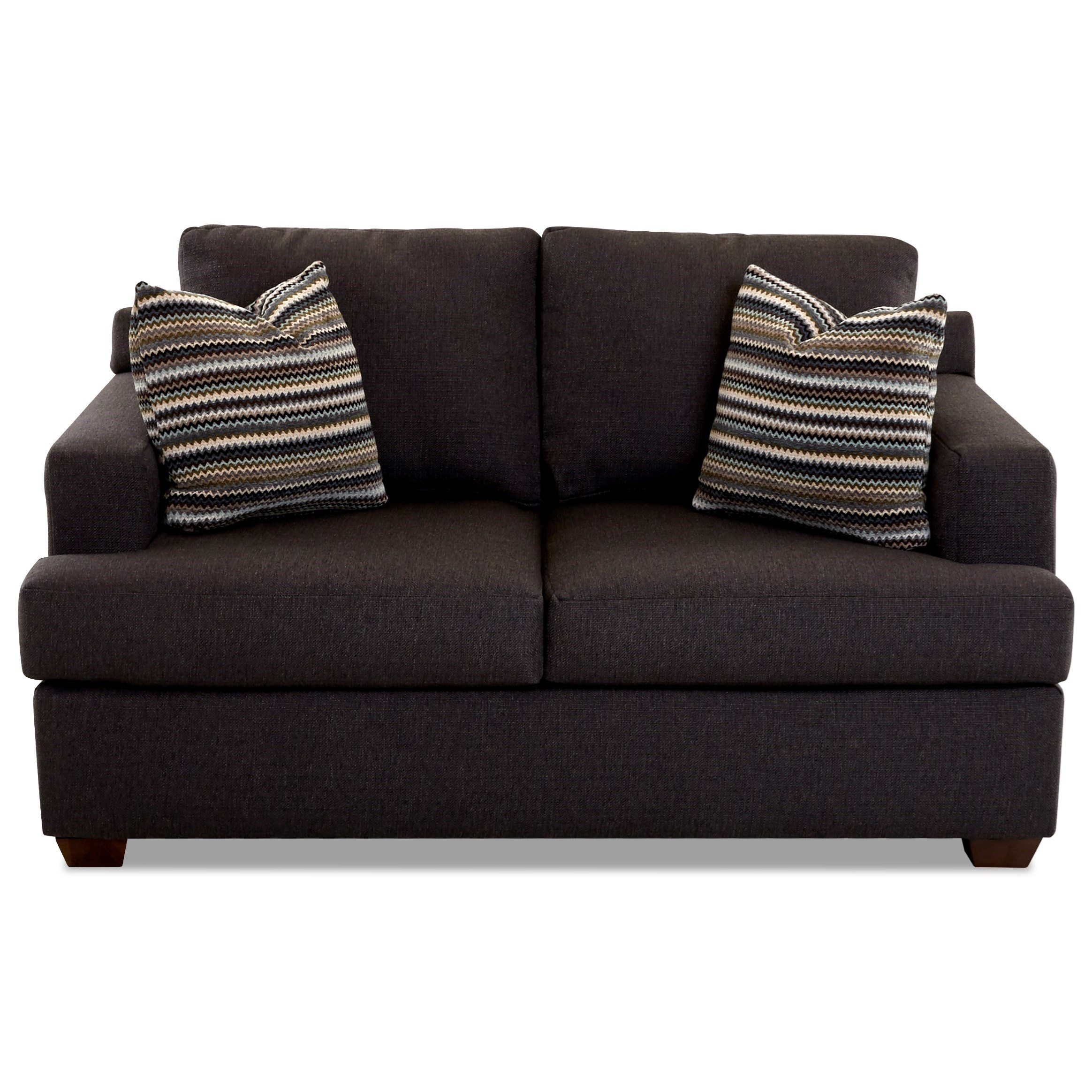 Juniper Loveseat by Klaussner at Northeast Factory Direct