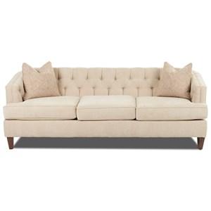 Tufted Contemporary Sofa