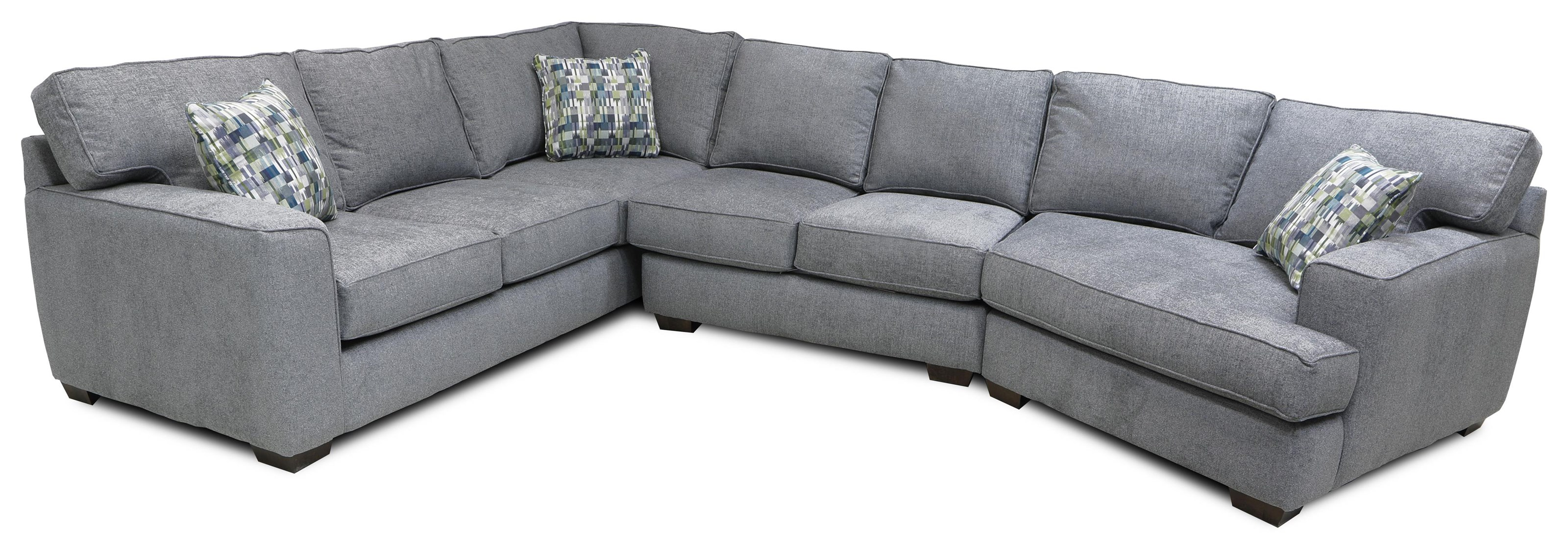 Wellington Sectional Group by Metropia at Ruby Gordon Home