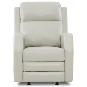 Power Rocking Reclining Chair with USB Charging Port and Power Headrest / Lumbar